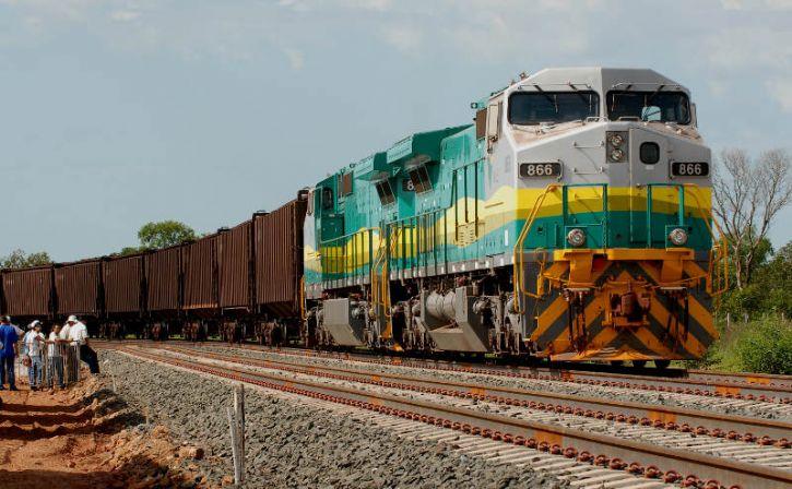 Resultado de imagem para Norte-Sul  ferrovia
